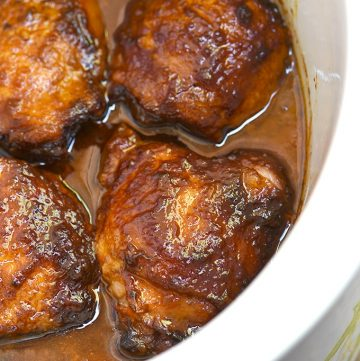 Slow Cooker Honey-Chipotle Chicken
